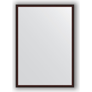Зеркало в багетной раме поворотное Evoform Definite 48x68 см, махагон 22 мм (BY 0621) 0 68 0 48