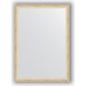 Зеркало в багетной раме поворотное Evoform Definite 50x70 см, состаренное серебро 37 мм (BY 0627) зеркало в багетной раме поворотное evoform definite 54x144 см травленое серебро 59 мм by 0718