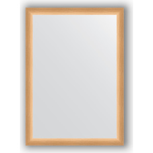 Зеркало в багетной раме поворотное Evoform Definite 50x70 см, бук 37 мм (BY 0628) зеркало в багетной раме evoform definite 50x140 см состаренное серебро 37 мм by 0713