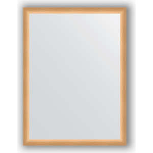 Зеркало в багетной раме поворотное Evoform Definite 60x80 см, бук 37 мм (BY 0645) зеркало в багетной раме evoform definite 60x80 см клен 37 мм by 0646