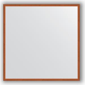 Зеркало в багетной раме Evoform Definite 68x68 см, вишня 22 мм (BY 0653) зеркало в багетной раме evoform definite 58x108 см орех 22 мм by 0723
