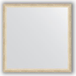 Зеркало в багетной раме Evoform Definite 70x70 см, состаренное серебро 37 мм (BY 0661) зеркало в багетной раме evoform definite 60x60 см состаренное серебро 37 мм by 0610