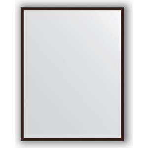 Фото - Зеркало в багетной раме поворотное Evoform Definite 68x88 см, махагон 22 мм (BY 0673) зеркало в багетной раме поворотное evoform definite 68x88 см орех 22 мм by 0672