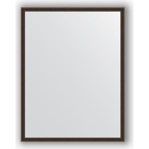 Фото - Зеркало в багетной раме поворотное Evoform Definite 68x88 см, витой махагон 28 мм (BY 0676) зеркало в багетной раме поворотное evoform definite 68x88 см орех 22 мм by 0672