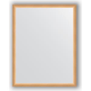 Зеркало в багетной раме поворотное Evoform Definite 70x90 см, бук 37 мм (BY 0680) зеркало с гравировкой evoform florentina 70x90 см by 5003