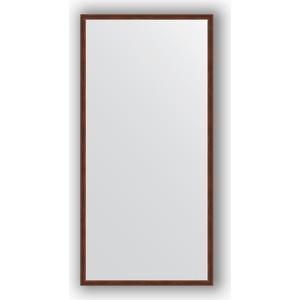 цена на Зеркало в багетной раме поворотное Evoform Definite 48x98 см, орех 22 мм (BY 0689)