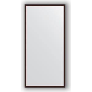 цена на Зеркало в багетной раме поворотное Evoform Definite 48x98 см, махагон 22 мм (BY 0690)