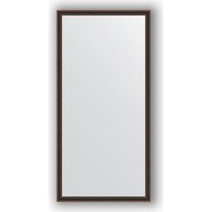 Зеркало в багетной раме поворотное Evoform Definite 48x98 см, витой махагон 28 мм (BY 0693) цена 2017