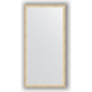 Зеркало в багетной раме поворотное Evoform Definite 50x100 см, состаренное серебро 37 мм (BY 0696) зеркало в багетной раме поворотное evoform definite 54x144 см травленое серебро 59 мм by 0718