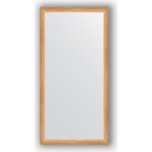 Зеркало в багетной раме поворотное Evoform Definite 50x100 см, клен 37 мм (BY 0698) зеркало в багетной раме evoform definite 60x80 см клен 37 мм by 0646
