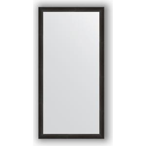 все цены на Зеркало в багетной раме поворотное Evoform Definite 50x100 см, черный дуб 37 мм (BY 0700)