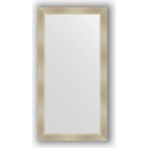 Зеркало в багетной раме поворотное Evoform Definite 54x104 см, травленое серебро 59 мм (BY 0701) зеркало в багетной раме поворотное evoform definite 74x94 см травленое серебро 59 мм by 0684