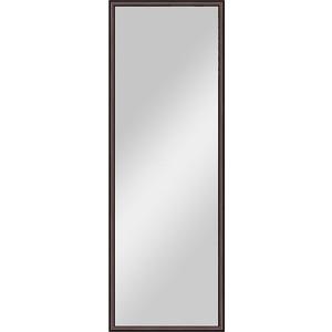 Зеркало в багетной раме поворотное Evoform Definite 48x138 см, махагон 22 мм (BY 0707) зеркало в багетной раме поворотное evoform definite 54x144 см травленое серебро 59 мм by 0718