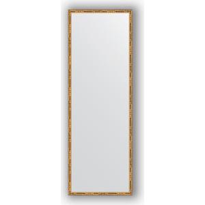 Зеркало в багетной раме поворотное Evoform Definite 47x137 см, золотой бамбук 24 мм (BY 0712) yu0384 croatia 2012 intangible cultural heritage crafts 4 new 0712