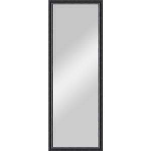 Зеркало в багетной раме поворотное Evoform Definite 50x140 см, черный дуб 37 мм (BY 0717) evoform зеркало в багетной раме evoform 50x140 см 6321945 nw8f 9y 1 6321945