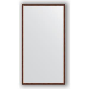 Зеркало в багетной раме поворотное Evoform Definite 58x108 см, орех 22 мм (BY 0723) зеркало в багетной раме evoform definite 58x108 см орех 22 мм by 0723