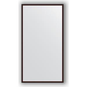 Зеркало в багетной раме поворотное Evoform Definite 58x108 см, махагон 22 мм (BY 0724) зеркало в багетной раме evoform definite 58x108 см орех 22 мм by 0723