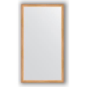 Зеркало в багетной раме поворотное Evoform Definite 60x110 см, клен 37 мм (BY 0732) зеркало в багетной раме evoform definite 60x80 см клен 37 мм by 0646