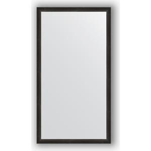 все цены на Зеркало в багетной раме поворотное Evoform Definite 60x110 см, черный дуб 37 мм (BY 0734)