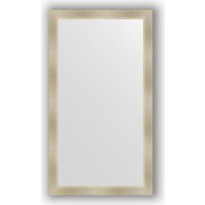 Зеркало в багетной раме поворотное Evoform Definite 64x114 см, травленое серебро 59 мм (BY 0735) зеркало в багетной раме поворотное evoform definite 74x154 см травленое серебро 59 мм by 0769