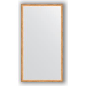 Зеркало в багетной раме поворотное Evoform Definite 70x130 см, клен 37 мм (BY 0749) зеркало в багетной раме evoform definite 60x80 см клен 37 мм by 0646