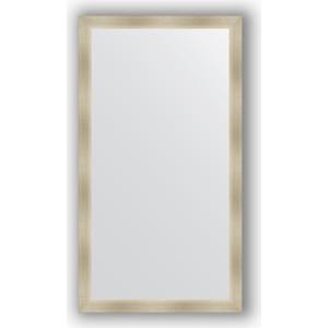 Зеркало в багетной раме поворотное Evoform Definite 74x134 см, травленое серебро 59 мм (BY 0752) evoform зеркало в багетной раме evoform 52x142 см 6322099 mpmxd6r 6322099