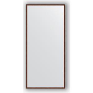 Фото - Зеркало в багетной раме поворотное Evoform Definite 68x148 см, орех 22 мм (BY 0757) зеркало в багетной раме поворотное evoform definite 68x88 см орех 22 мм by 0672