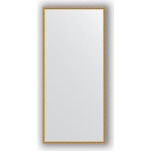 Зеркало в багетной раме поворотное Evoform Definite 68x148 см, витое золото 28 мм (BY 0760) зеркало в багетной раме поворотное evoform definite 58x78 см витое золото 28 мм by 0640