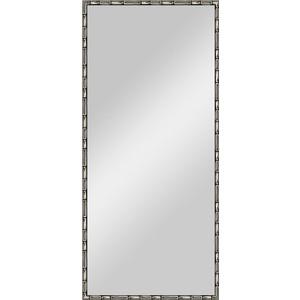 Зеркало в багетной раме поворотное Evoform Definite 67x147 см, серебряный бамбук 24 мм (BY 0762) chkj серебряный 42 мм