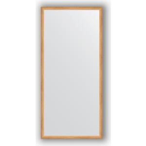 Зеркало в багетной раме поворотное Evoform Definite 70x150 см, клен 37 мм (BY 0766) зеркало в багетной раме evoform definite 60x80 см клен 37 мм by 0646