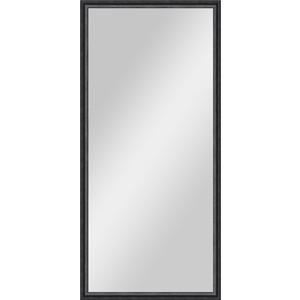 все цены на Зеркало в багетной раме поворотное Evoform Definite 70x150 см, черный дуб 37 мм (BY 0768)