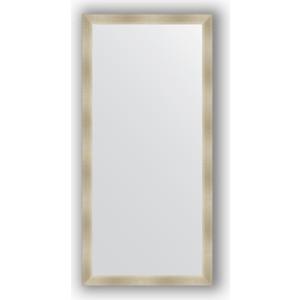 Зеркало в багетной раме поворотное Evoform Definite 74x154 см, травленое серебро 59 мм (BY 0769) зеркало в багетной раме поворотное evoform definite 74x154 см травленое серебро 59 мм by 0769