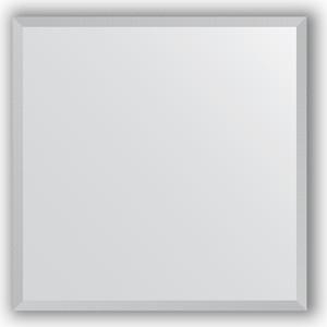 Зеркало в багетной раме Evoform Definite 56x56 см, сталь 20 мм (BY 0774) зеркало evoform by 0774