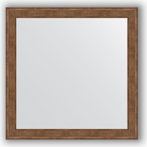 Зеркало в багетной раме Evoform Definite 63x63 см, сухой тростник 51 мм (BY 0779) available from 10 11 asics gloves 134927 0779