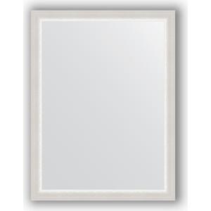 Зеркало в багетной раме Evoform Definite 62x82 см, алебастр 48 мм (BY 1006)
