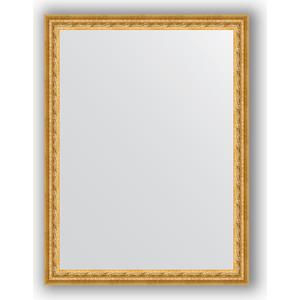 Фотография товара зеркало в багетной раме Evoform Definite 62x82 см, сусальное золото 47 мм (BY 1008) (571374)