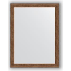 Зеркало в багетной раме поворотное Evoform Definite 63x83 см, сухой тростник 51 мм (BY 1009) magnat quantum 1009