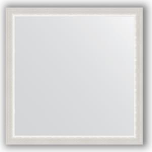 цена на Зеркало в багетной раме Evoform Definite 72x72 см, алебастр 48 мм (BY 1021)