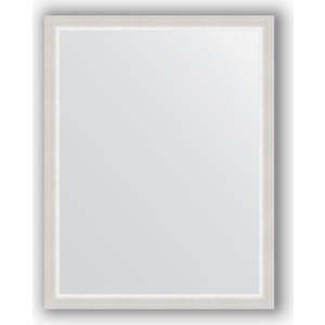 Зеркало в багетной раме поворотное Evoform Definite 72x92 см, алебастр 48 мм (BY 1036) зеркало в багетной раме поворотное evoform definite 72x92 см сусальное золото 47 мм by 1038