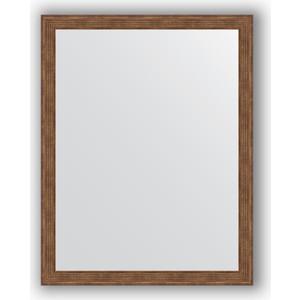 Зеркало в багетной раме поворотное Evoform Definite 73x93 см, сухой тростник 51 мм (BY 1039) evoform зеркало evoform 80x60 см oujz5xt 6321584