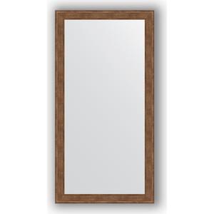 Зеркало в багетной раме поворотное Evoform Definite 53x103 см, сухой тростник 51 мм (BY 1054) цена