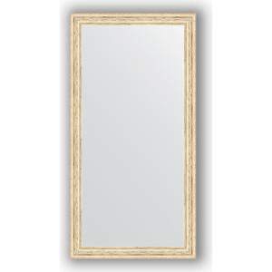 Зеркало в багетной раме поворотное Evoform Definite 53x103 см, слоновая кость 51 мм (BY 1055) зеркало в багетной раме поворотное evoform definite 54x144 см травленое серебро 59 мм by 0718