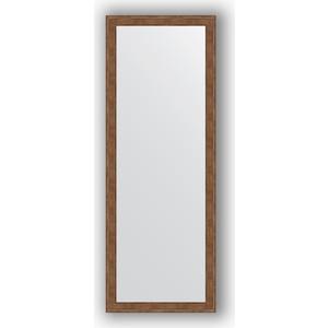 Зеркало в багетной раме поворотное Evoform Definite 53x143 см, сухой тростник 51 мм (BY 1069) зеркало evoform by 3170