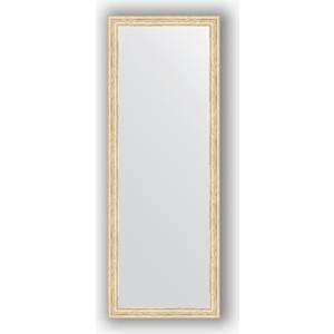 Зеркало в багетной раме Evoform Definite 53x143 см, слоновая кость 51 мм (BY 1070) evoform definite by 1070