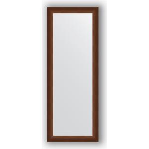 Зеркало в багетной раме Evoform Definite 56x146 см, орех 65 мм (BY 1074) адвантан мазь жирная 15 г