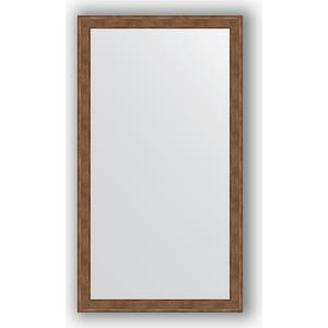 Зеркало в багетной раме поворотное Evoform Definite 63x113 см, сухой тростник 51 мм (BY 1084) зеркало evoform by 1180