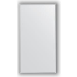 Зеркало в багетной раме поворотное Evoform Definite 66x126 см, сталь 20 мм (BY 1094) зеркало в багетной раме evoform definite 56x56 см сталь 20 мм by 0774