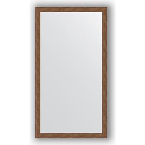 Зеркало в багетной раме поворотное Evoform Definite 73x133 см, сухой тростник 51 мм (BY 1099) evoform зеркало в багетной раме evoform 52x142 см 6322099 mpmxd6r 6322099