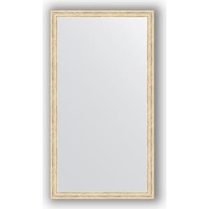 Зеркало в багетной раме поворотное Evoform Definite 73x133 см, слоновая кость 51 мм (BY 1100) pandect x 1100