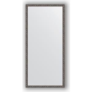 Зеркало в багетной раме поворотное Evoform Definite 70x150 см, черненое серебро 38 мм (BY 1108) feizhouying серебро 38 мм